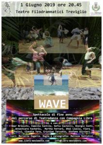 locandina wave